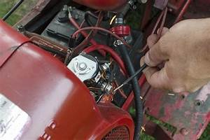 How To Check The Solenoid On A Riding Lawn Mower