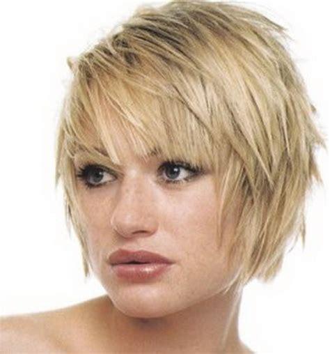 new choppy bob hairstyles for short hair beautiful short