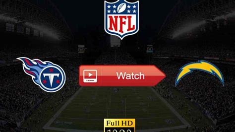tv gamepass  chargers  titans nfl reddit  stream   sports daily