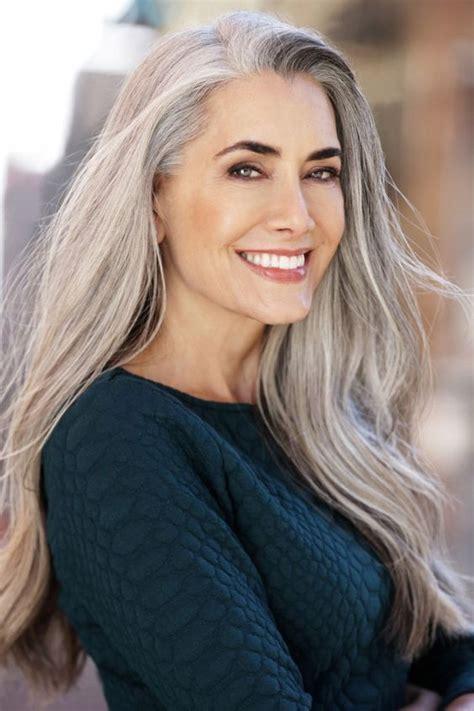 cabelos brancos femininos como ter cabelos grisalhos