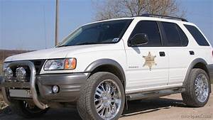 2002 Isuzu Rodeo Suv Specifications  Pictures  Prices