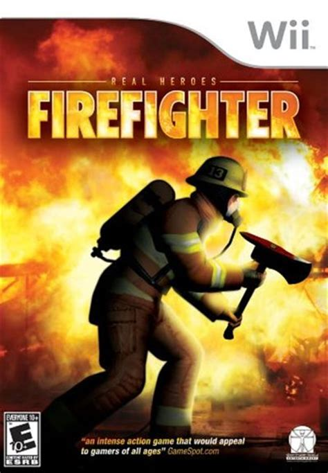 real heroes firefighter review ign