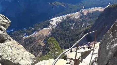 Upper Yosemite Falls Hike National Park