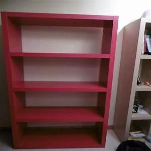 Etagere Murale Rouge : etagere rouge ikea offres juillet clasf ~ Teatrodelosmanantiales.com Idées de Décoration