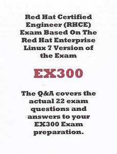 Manuals And Resources 3516  Red Hat Certified Engineer