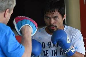 Manny Pacquiao will face Jessie Vargas in ring return - report