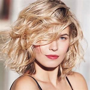 Balayage Cheveux Frisés : balayage cheveux blonds oh moving ~ Farleysfitness.com Idées de Décoration
