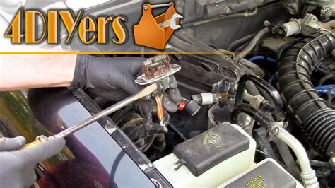 ford ranger heater blower resistor replacement