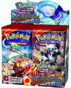 Pokemon Primal Clash XY sealed unopened booster box 36 ...