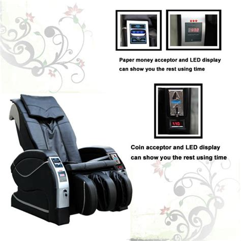electric coin operated vending chair buy coin