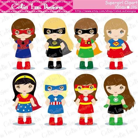 clipart compleanni clipart supergirl clipart s019