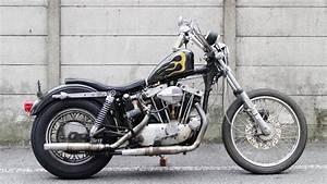 1974 Xlch Harley Davidson Ironhead