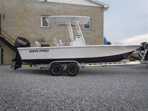 Bay Boats For Sale In Maryland by Sea Pro Boats For Sale In Maryland United States Boats