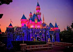 cool, disneyland, lights, photography, pretty - image ...