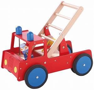 Puppenwagen Lauflernwagen Holz : haba lauflernwagen feuerwehr lauflernwagen jetzt ~ Watch28wear.com Haus und Dekorationen