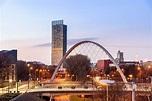 The Largest Cities in England - WorldAtlas.com