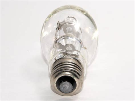 plusrite 50w clear ed17 protected cool white metal halide