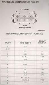 Wiring Schematic For 1995 Pontiac Bonneville