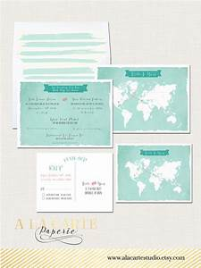 two countries one love bilingual world map french english With wedding invitations different languages