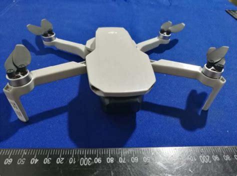 dji mavic mini drone  registered  fcc  camera news