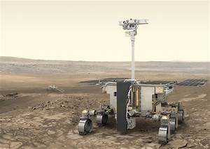 ESA - Robotic Exploration of Mars: ExoMars rover and ...