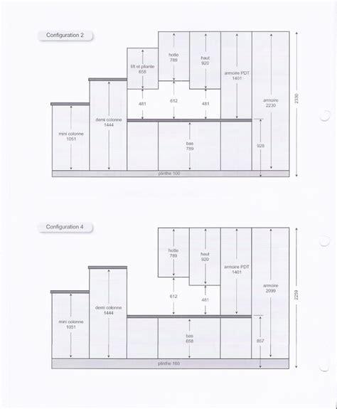 hauteur plan de travail cuisine standard hauteur entre plan de travail et meuble haut table de lit