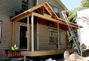 Roof Line Front Porch Roof Ideas Porch Roof Framing