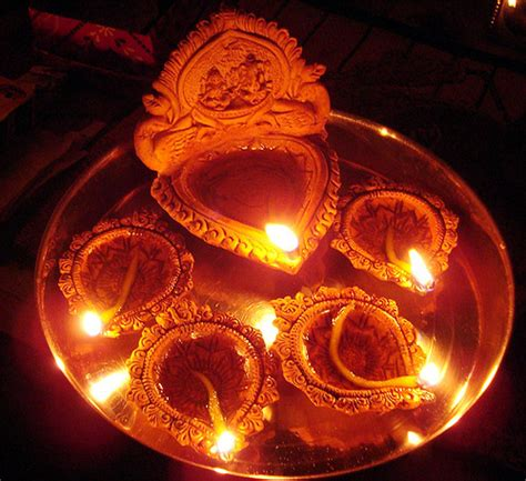 Map Lamps by Diwali Diya Lamps Pooja Prayer Navneet Hundal Flickr
