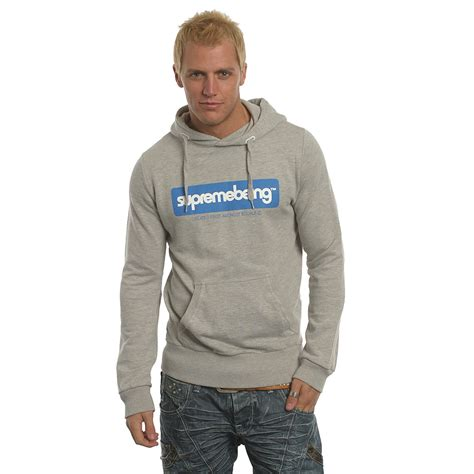 supreme clothing supreme being box modified hoodie reem