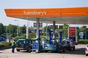 Sainsbury's to spark supermarket petrol price war by ...