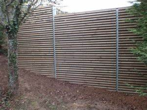 Cloison Jardin Anti Bruit : cl ture bois anti bruit ~ Edinachiropracticcenter.com Idées de Décoration