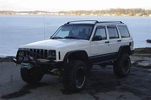 1997 Jeep Cherokee Lifted