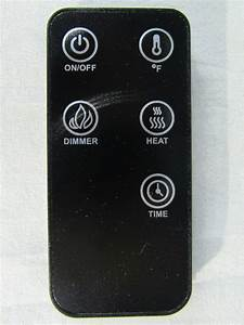 Electric Rv Fireplace Replacement Remote Control Ef