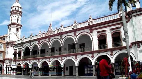 Centro histórico de Veracruz - Zócalo (Plaza de armas) del ...