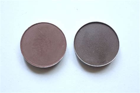 mac brun corduroy sable shroom eyeshadow review swatch
