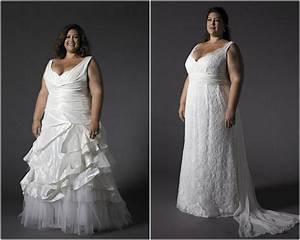 super plus size wedding dresses pictures ideas guide to With super plus size wedding dresses