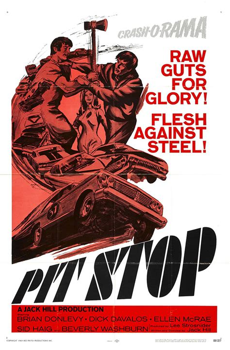 Grindhouse Poster Template Gallery