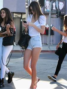 52 Great Kendall Jenner Street Style Outfits | Summer Style and Now it