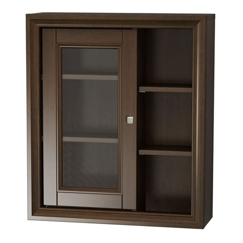 allen roth medicine cabinet cherry allen and roth bathroom medicine cabinets shop allen