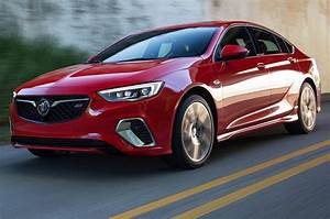 2018 Buick Regal Gs First Look  A V