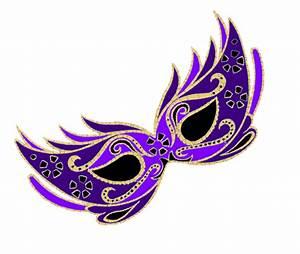 Masquerade clipart purple - Pencil and in color masquerade ...