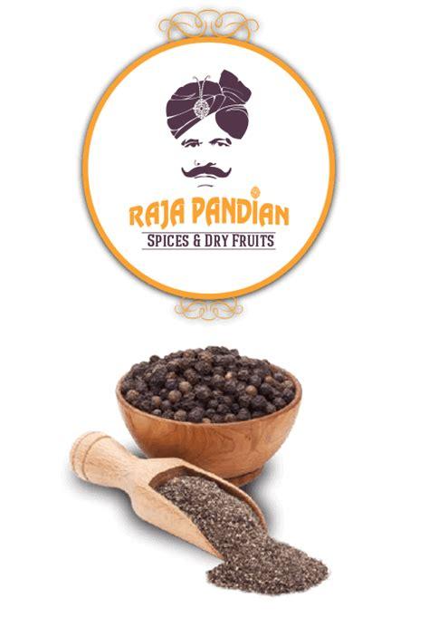raja pandian spices dry furits logo design portfolio