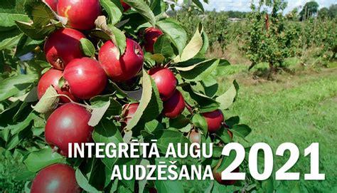 Integrētā augu audzēšana 2021 | Valsts augu aizsardzības ...
