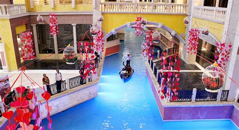 Things To Do At The Grand Venice Mall