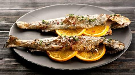 comment cuisiner une truite menu diabète quels fruits de mer et comment les préparer