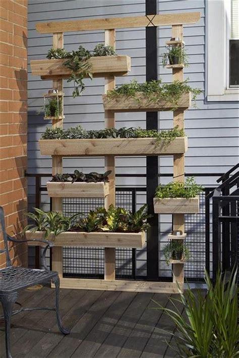 vertical pallet garden easy pallet garden box tips for organizing your landscape