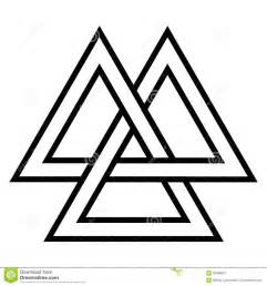 Viking Triangle Symbol Meaning
