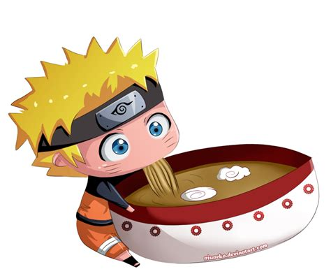 Naruto Chibi By Niuneko On Deviantart