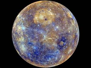 Most volcanic activity on Mercury stopped about 3.5 ...