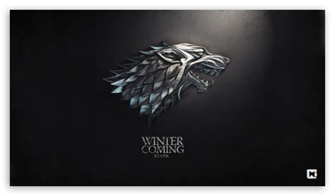 winter  coming hd wallpaper wallpapersafari